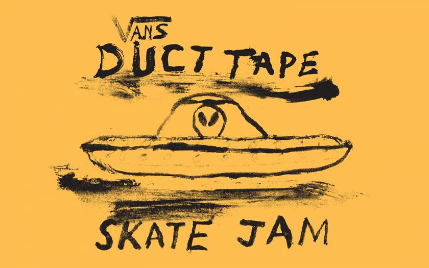 Duct Tape Skate Jam: December 3rd at Banzai Skatepark