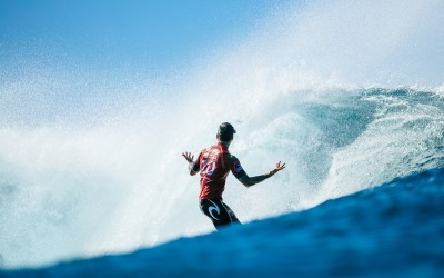 Surf Breaks: Crunching the Numbers on the World Title Race