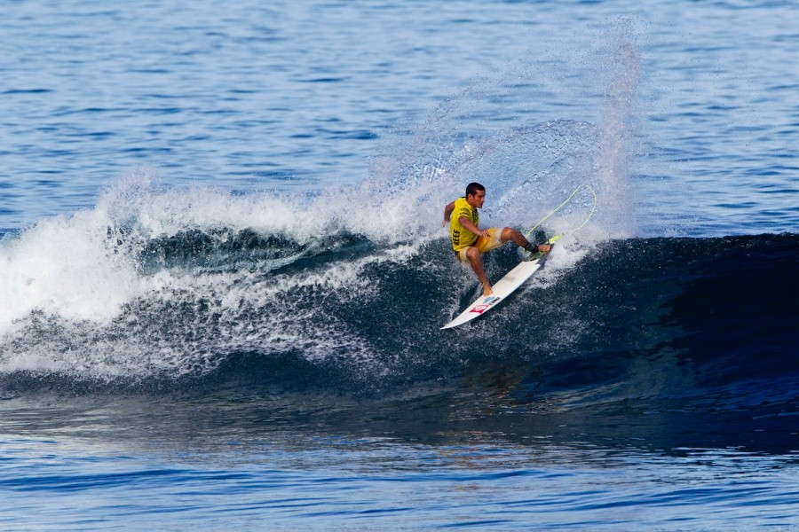 Ramzi Boukhiam will compete again in heat 2 of the round of 32.   © ASP / Rowland
