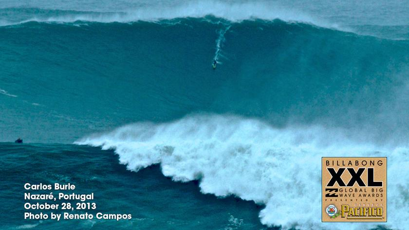 2014 Billabong XXL Big Wave Awards Website Launches Amid Best Year Ever