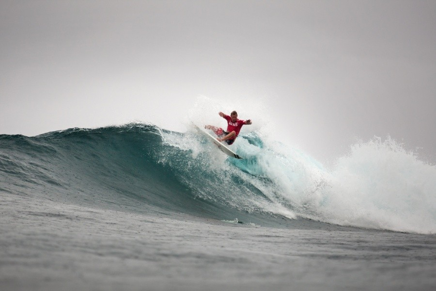 Taj Burrow (AUS) equal 5th.   © ASP / Cestari