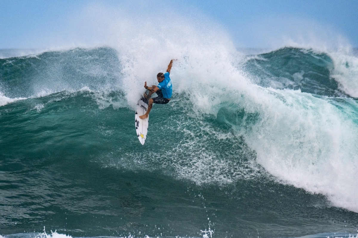 Mitch Crews.   © WSL / Keoki