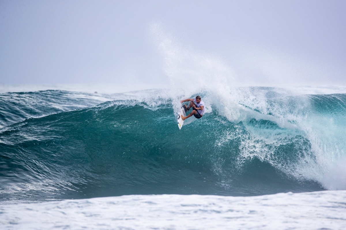 Mitch Crews.   © WSL / Heff