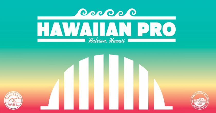 About the Hawaiian Pro 2017