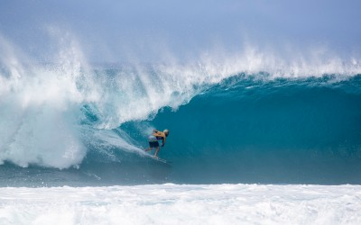 Italo Ferreira Wins 2019 World Title and Billabong Pipe Masters