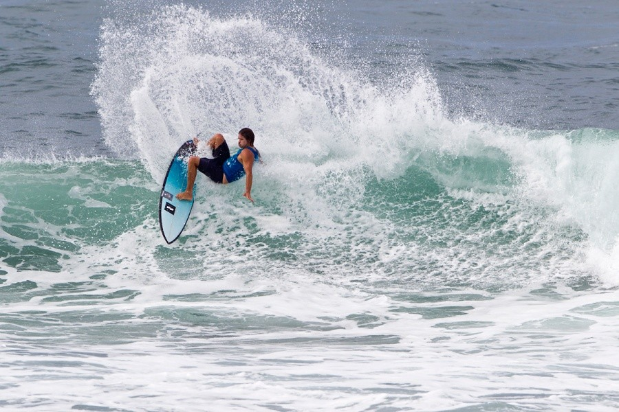 Brad Gerlach (USA) competing in The Battle of The Legends.   © ASP / Rowland