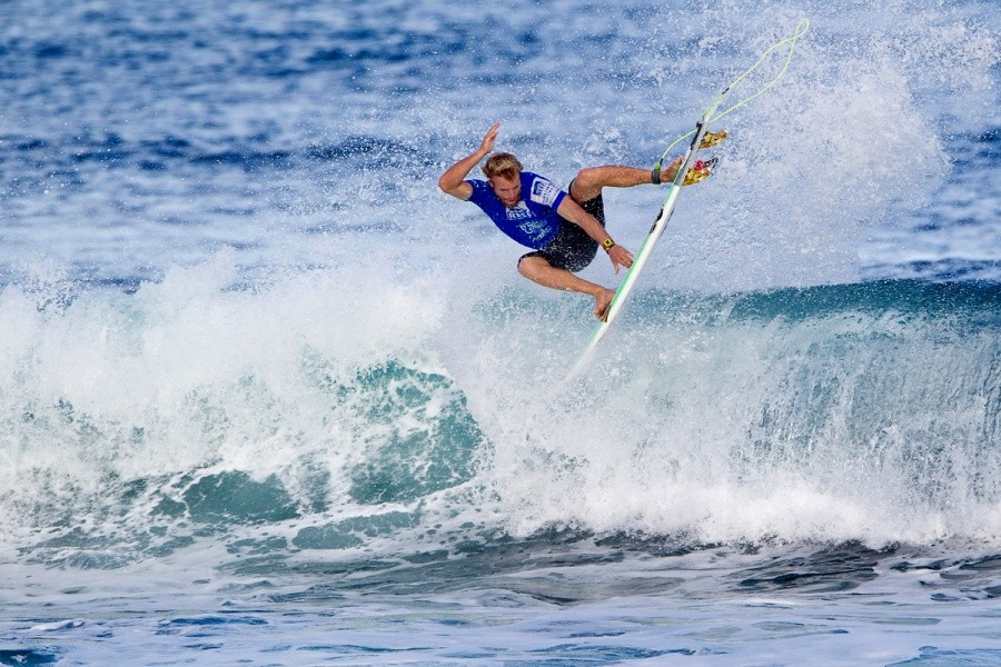 Tanner Gudauskas (USA) advanced along with his brother Pat.   © ASP / Rowland