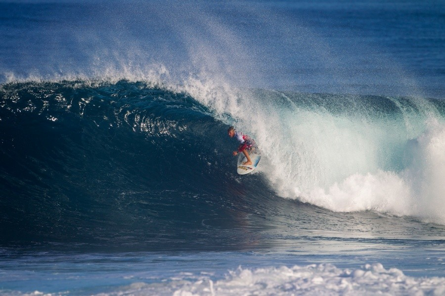 Patrick Gudauskas advanced through two round of competition.   © ASP / Kirstin