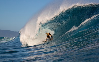 Surf Breaks: the World Title on the Line at Pipe