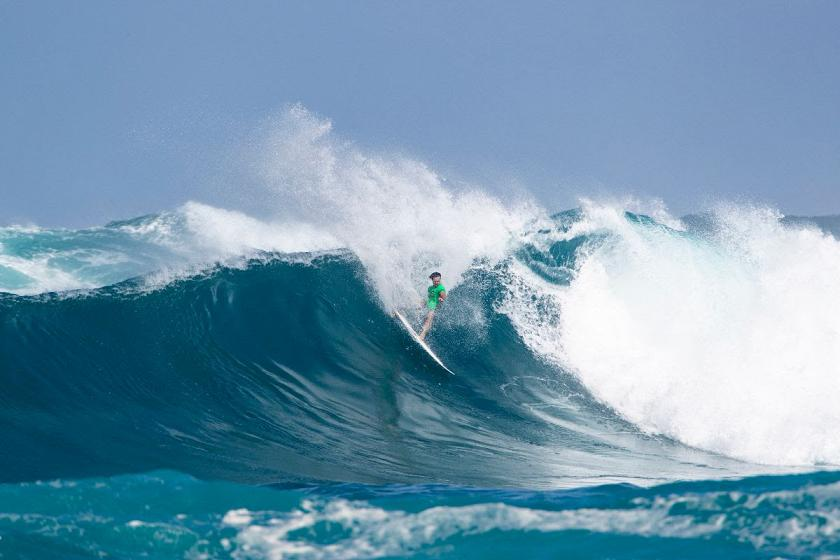 Title Contenders, Community Experiences, Sustainability Headlines Vans World Cup of Surfing