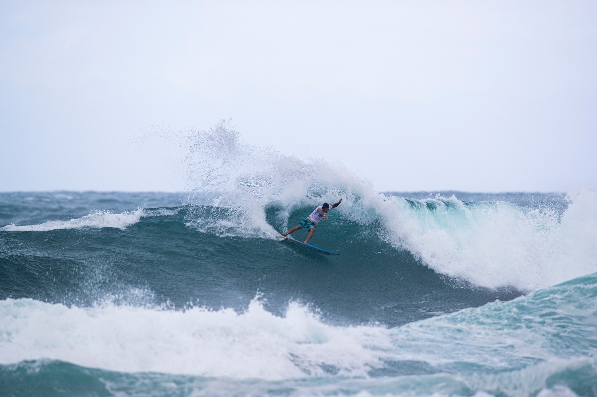 Billy Kemper.   © WSL / Heff