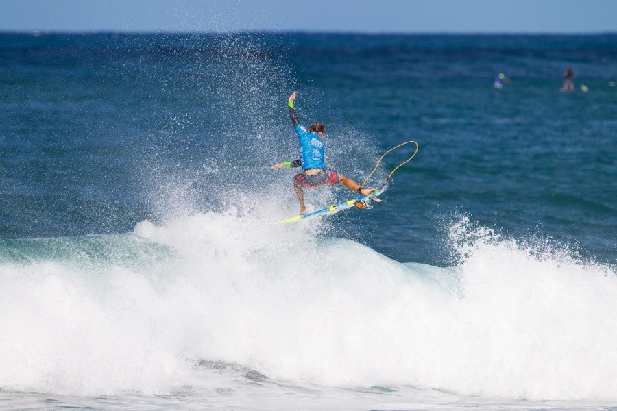 Josh Kerr was eliminated in the Semi Finals.   © ASP / Kirstin