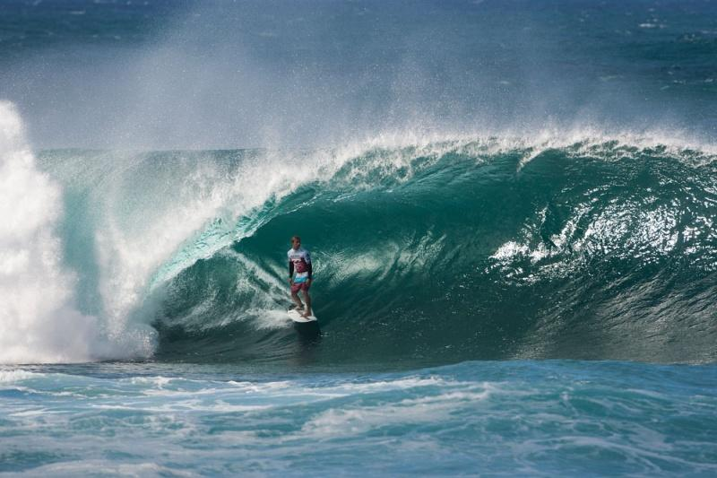 History of the Vans Triple Crown of Surfing