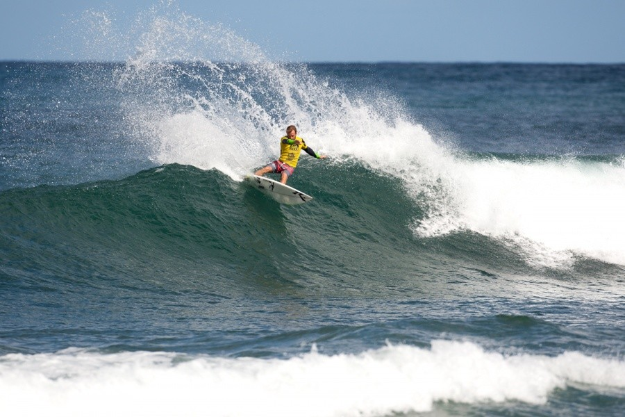 Josh Kerr (AUS) through to the Semi Finals.   © ASP / Cestari