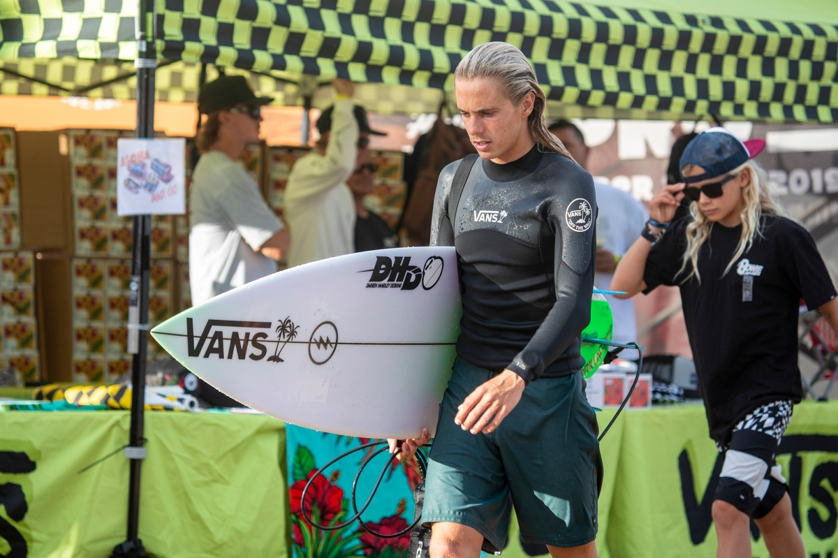 Kyuss King.   © WSL / Heff