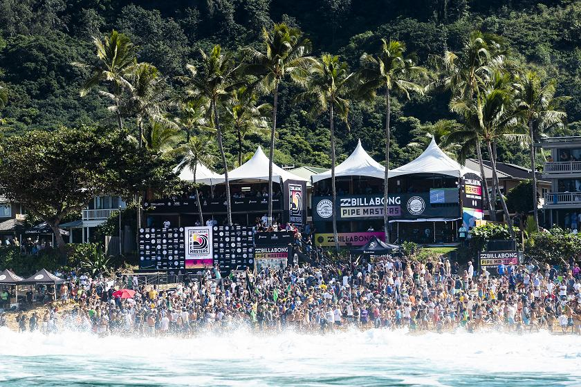 Vans Triple Crown of Surfing Brings Culture-Defining Series to Oahu for 37th Season