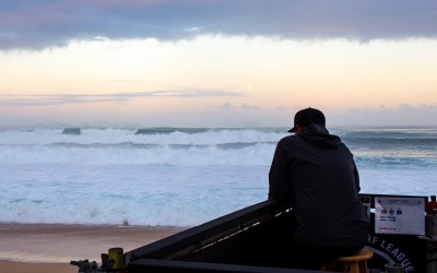 No Competition Today at Billabong Pipe Masters