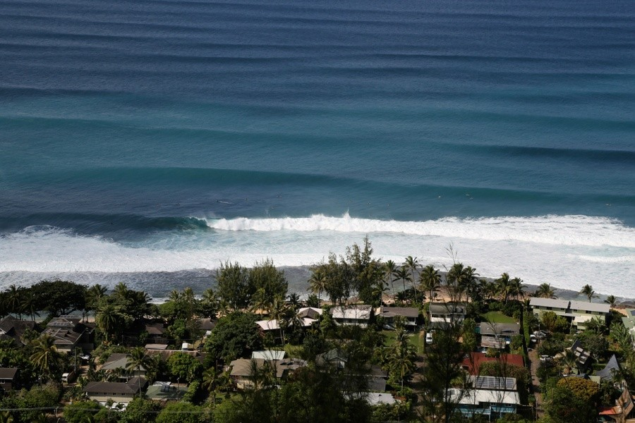 Pipeline from above.   © ASP / Kirstin