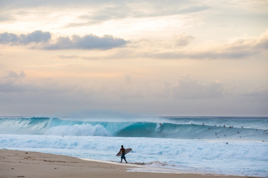 PIpeline roars to life.   © ASP / Kirstin