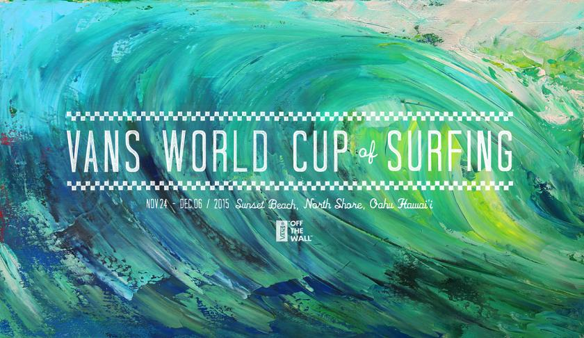 About the Vans World Cup of Surfing