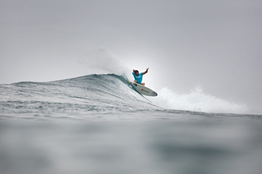 Timmy Reyes (USA) shares equal 7th after the semi finals.   © ASP / Cestari