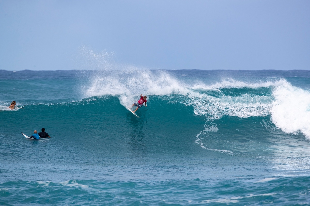 Billy Stairmand   © WSL / Heff