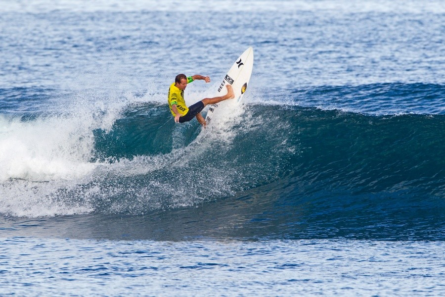 Brian Toth (PRI) lost in the round of 64 today.   © ASP / Rowland