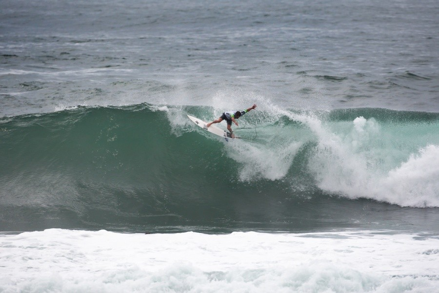 Brian Toth (PRI) advanced into Round 3.   © ASP / Cestari
