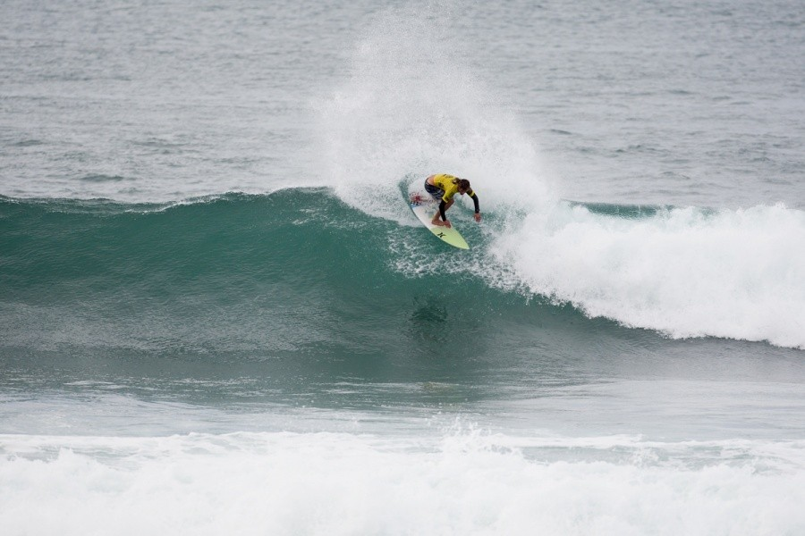 Nic Von Rupp (PRT) advances out of Round 2.   © ASP / Cestari