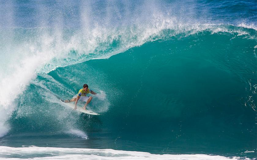 The Vans Triple Crown of Surfing, A - Z