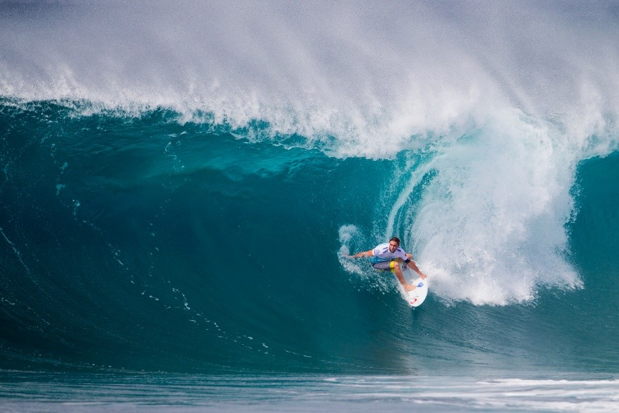 Matt WIlkinson eliminated with a equal 25th place.   © ASP / Kirstin