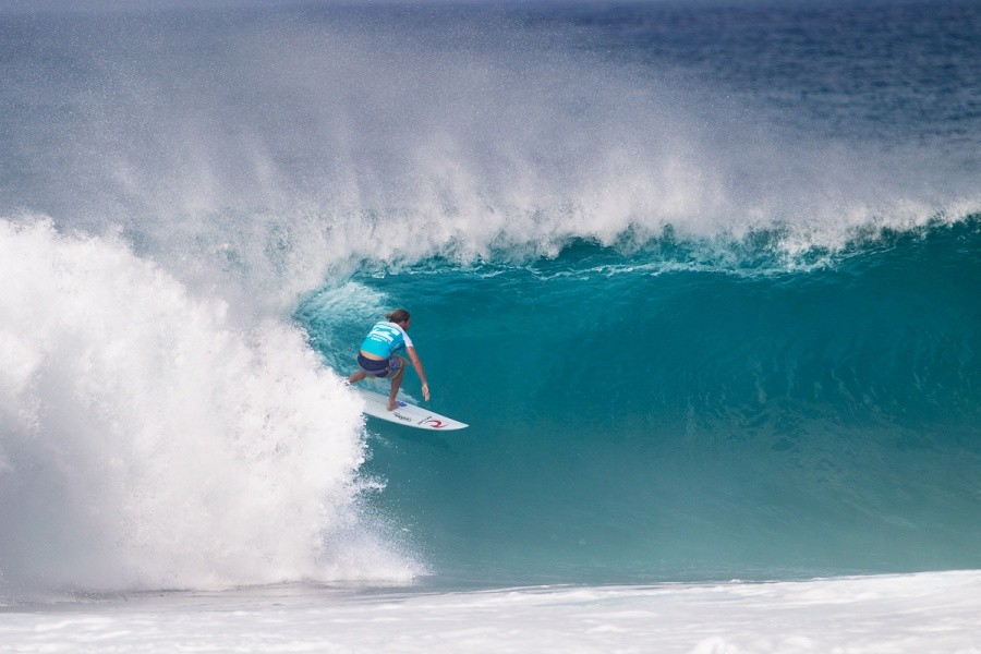 Matt Wilkinson placed equal 25th after being eliminated during Round 2.   © ASP / Kirstin