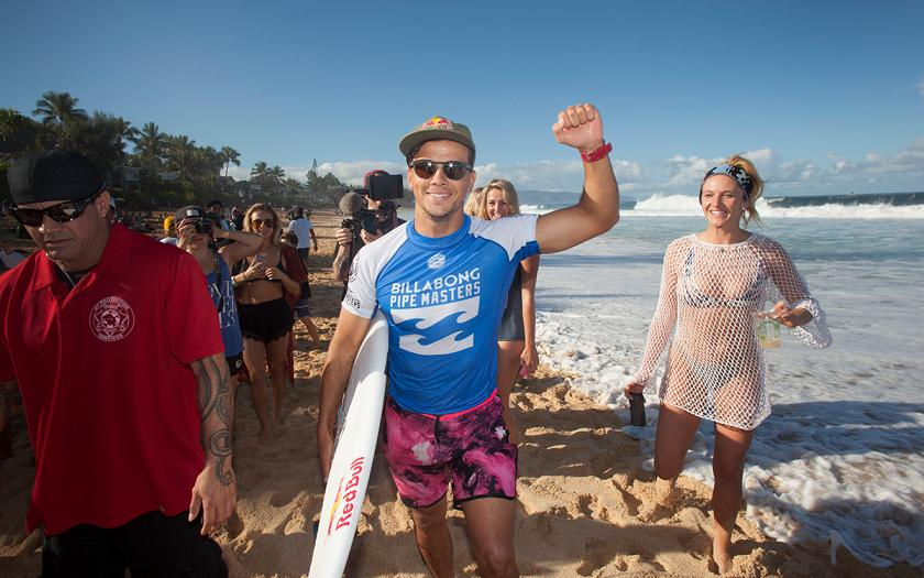 Julian Wilson Now in Spoiler Role After Falling Out of Title Contention