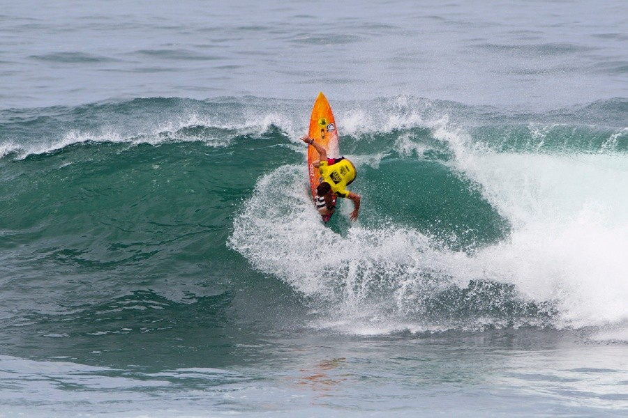 Nate Yeomans (USA) advanced into the round of 64.   © ASP / Rowland