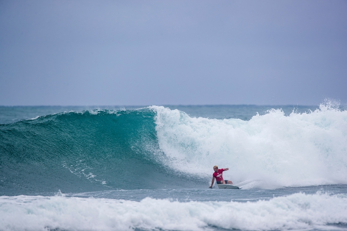 Nat Young.   © WSL / Heff