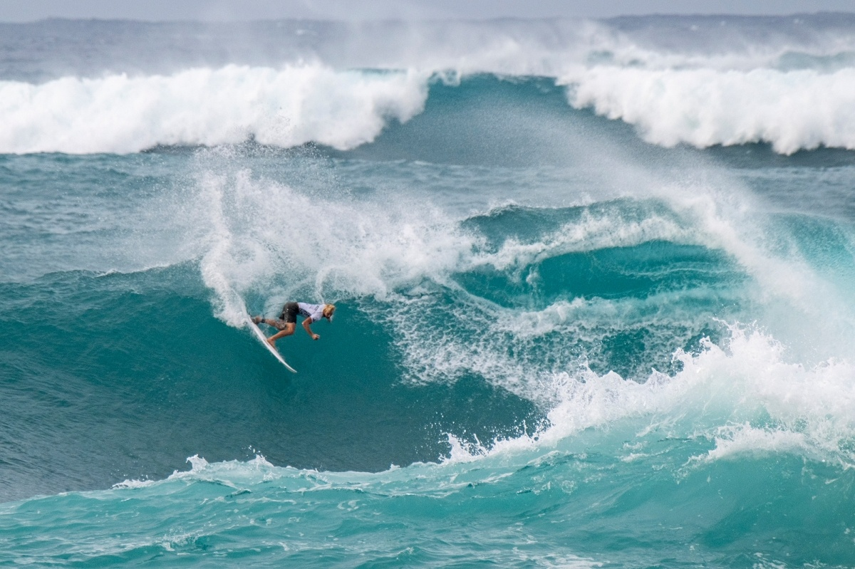 Nat Young.   © WSL / Keoki
